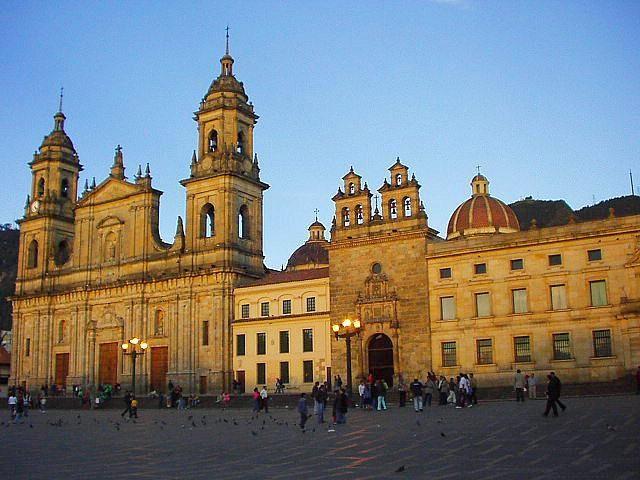 colombia distrito capital bogota