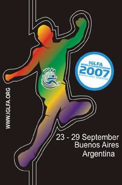 International Gay and Lesbian Football 2007 Buenos Aires