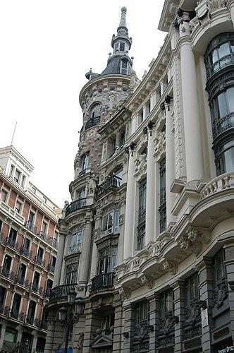 arquitectura de madrid monumentos y edificios hist ricos