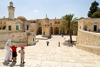 Ciudad vieja Jerusalén | Metro Map | Bus Routes | Metrobus Way Map ...