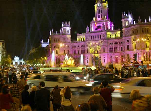 Navidad en madrid actividades navide as - Anos luz castellana ...