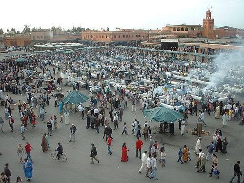 Los mejores destinos de marruecos para visitar marrakech - Fotos marrakech marruecos ...