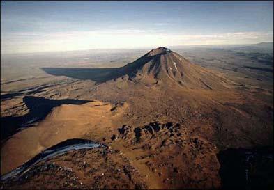 La Payunia: el mayor parque volcánico del mundo
