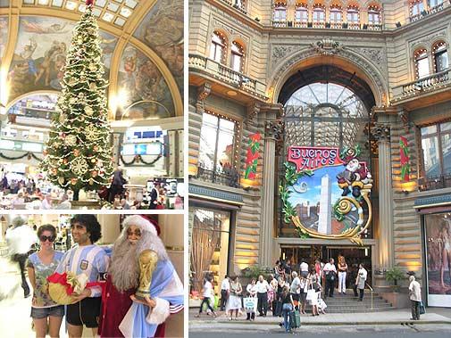 Navidad en buenos aires actividades navide as - Buenos regalos de navidad ...