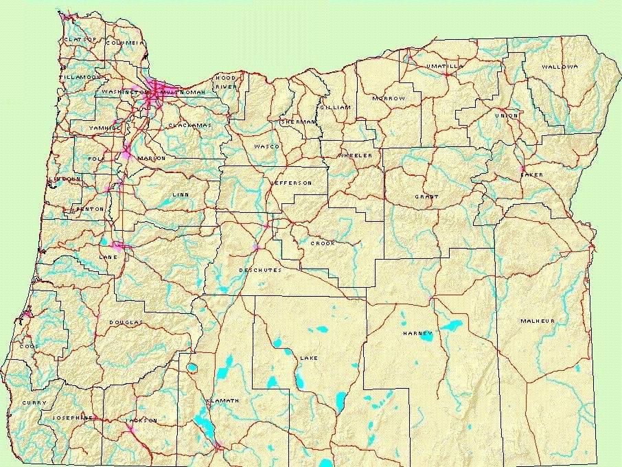 Mapa De Oregon World Map Weltkarte Peta Dunia Mapa Del Mundo - Mapa florida usa