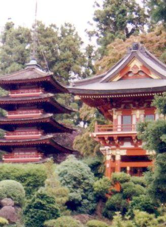 Parque nacional golden gate de san francisco actividades for Jardin japones hagiwara de san francisco