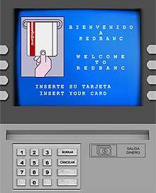 Bancos y cambio de monedas en nueva york cajeros autom ticos for Cajeros en el aeropuerto