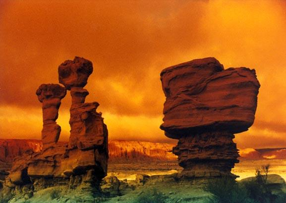 Parques Naturales: Ischigualasto