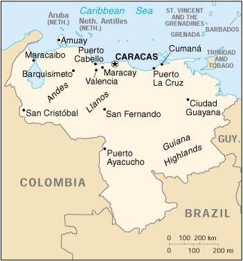 venezuela de america: